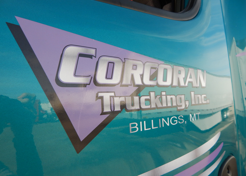 Corcoran Trucking - Join